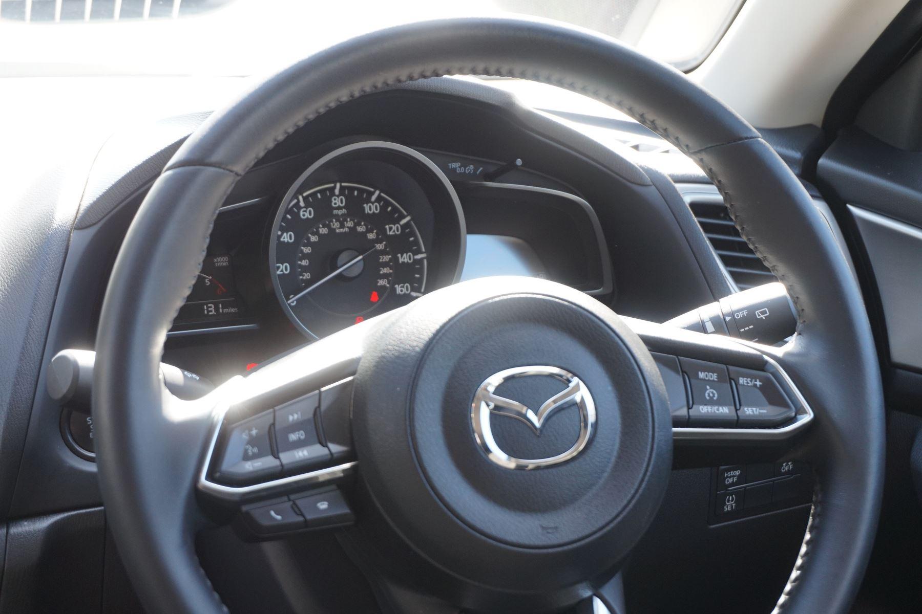 Mazda 3 2.2d SE-L Nav 5dr image 14