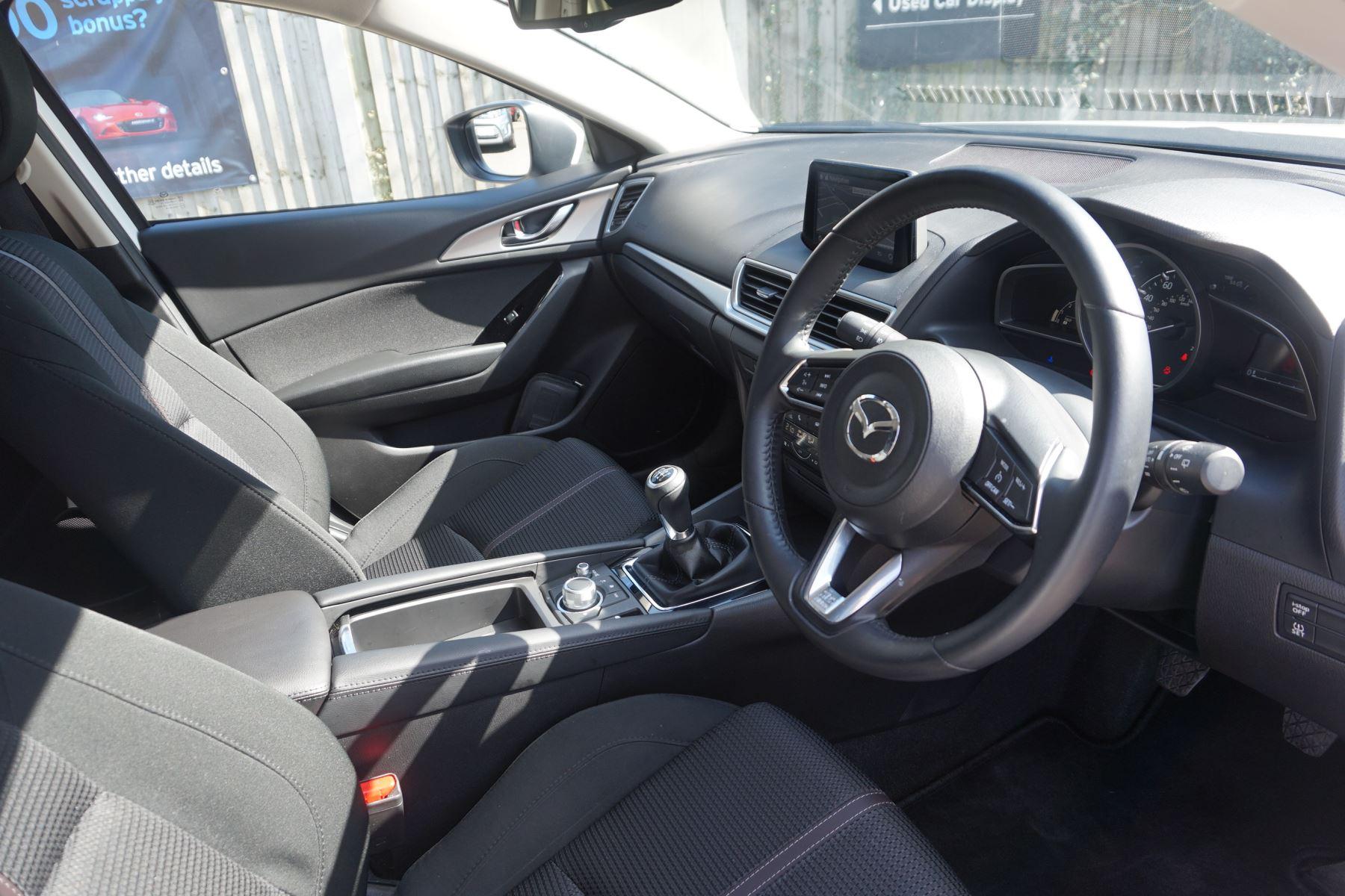 Mazda 3 2.2d SE-L Nav 5dr image 16