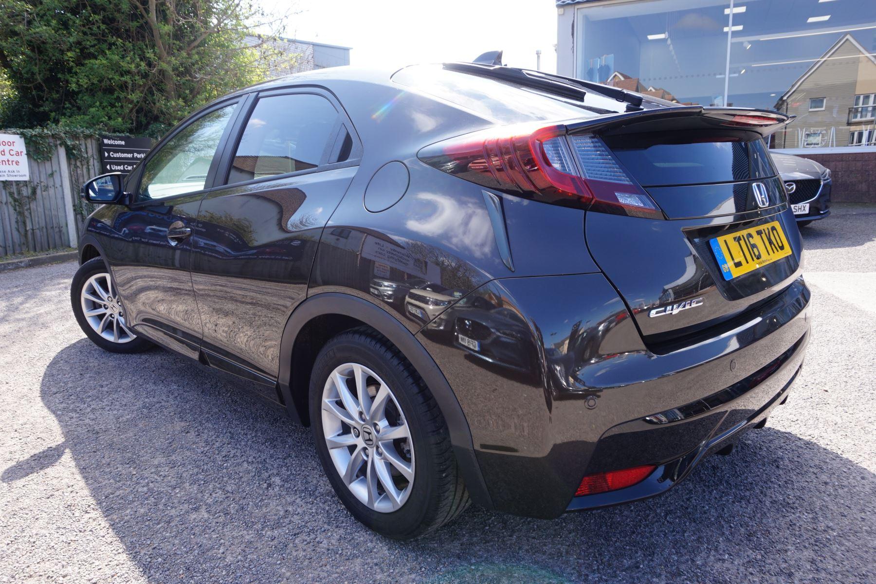 Honda Civic 1.6 i-DTEC SR 5dr image 4