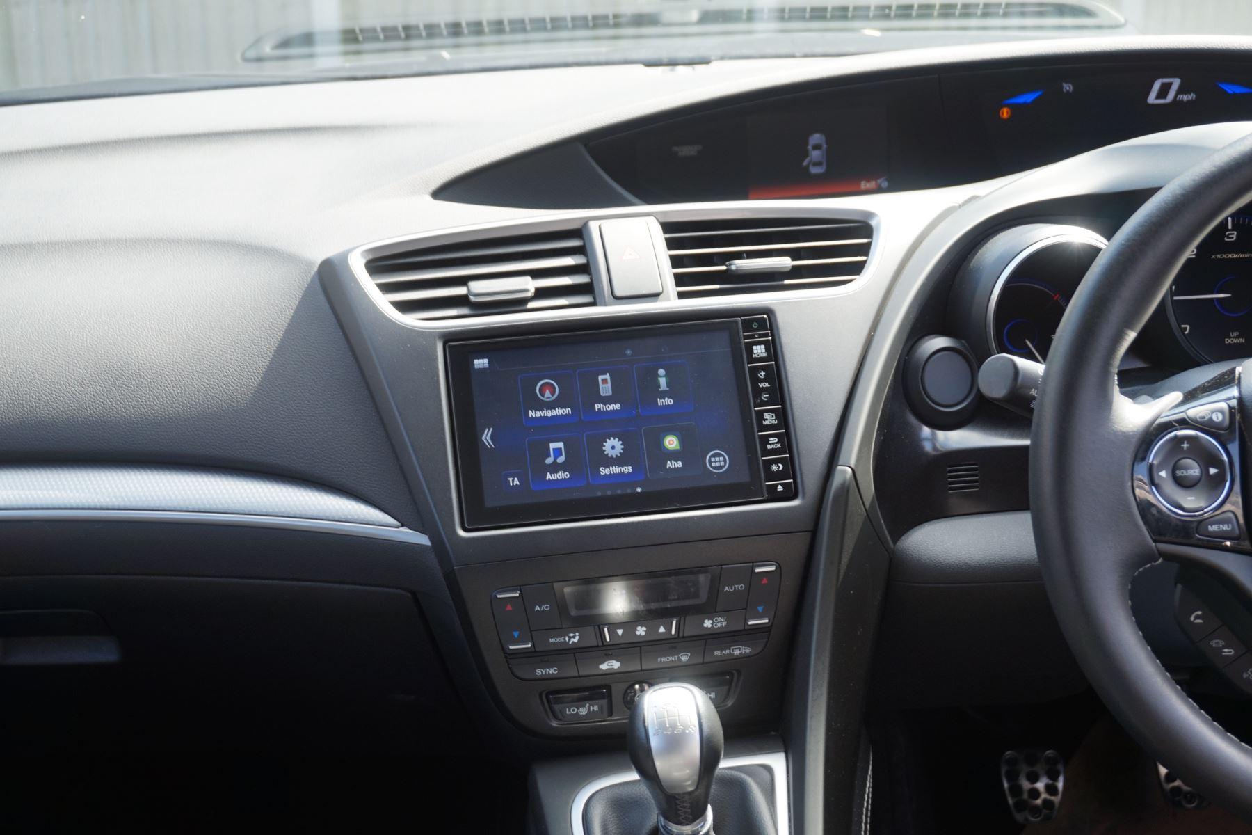 Honda Civic 1.6 i-DTEC SR 5dr image 9