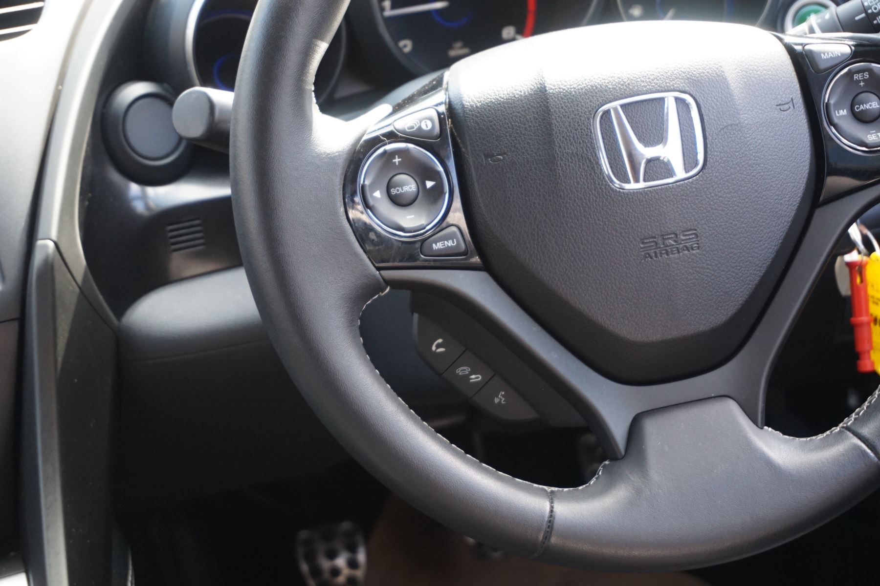 Honda Civic 1.6 i-DTEC SR 5dr image 11