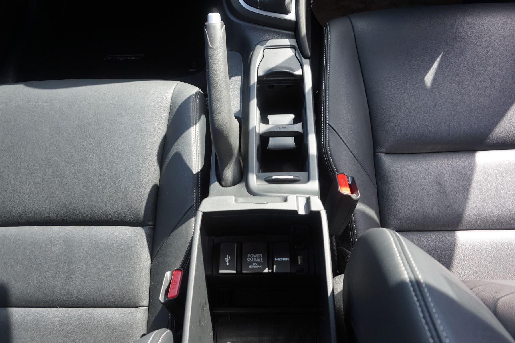 Honda Civic 1.6 i-DTEC SR 5dr image 13