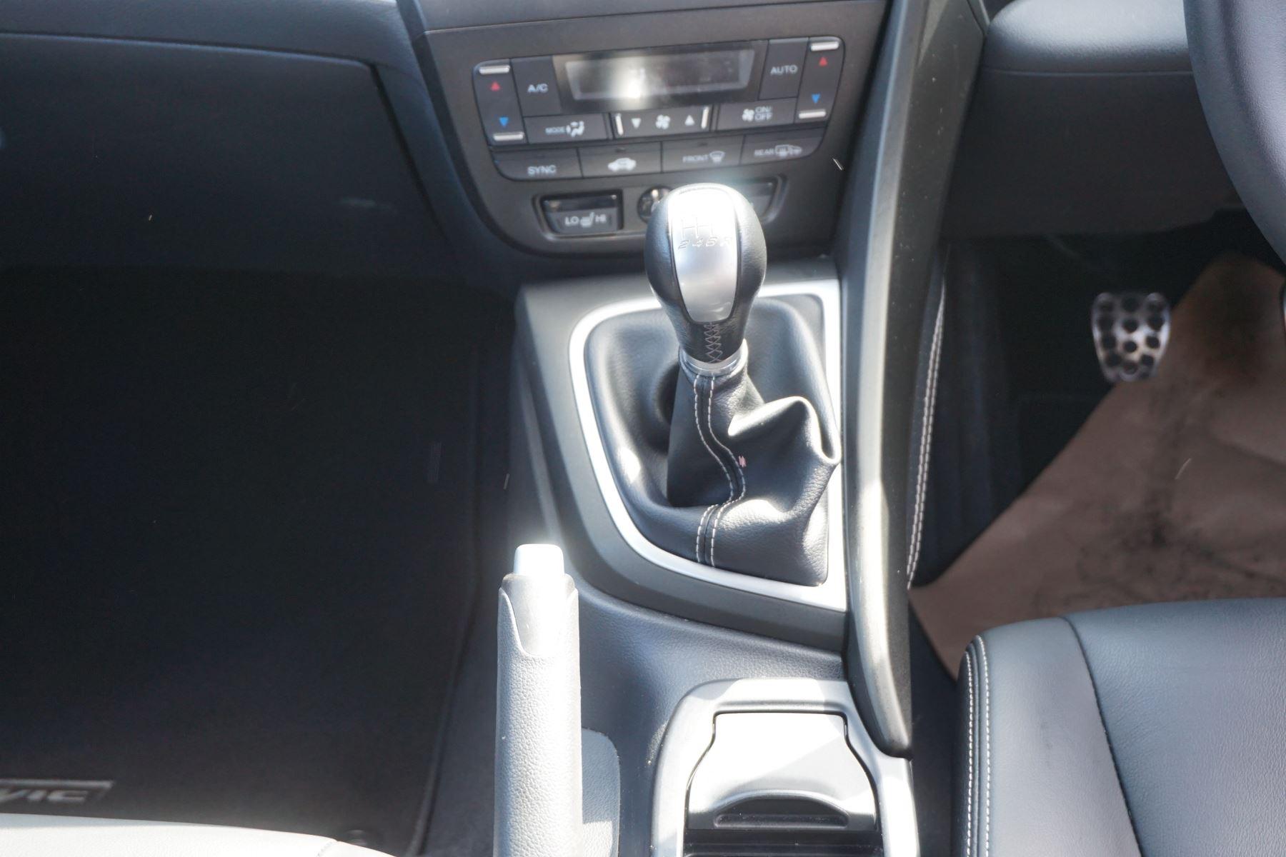 Honda Civic 1.6 i-DTEC SR 5dr image 15