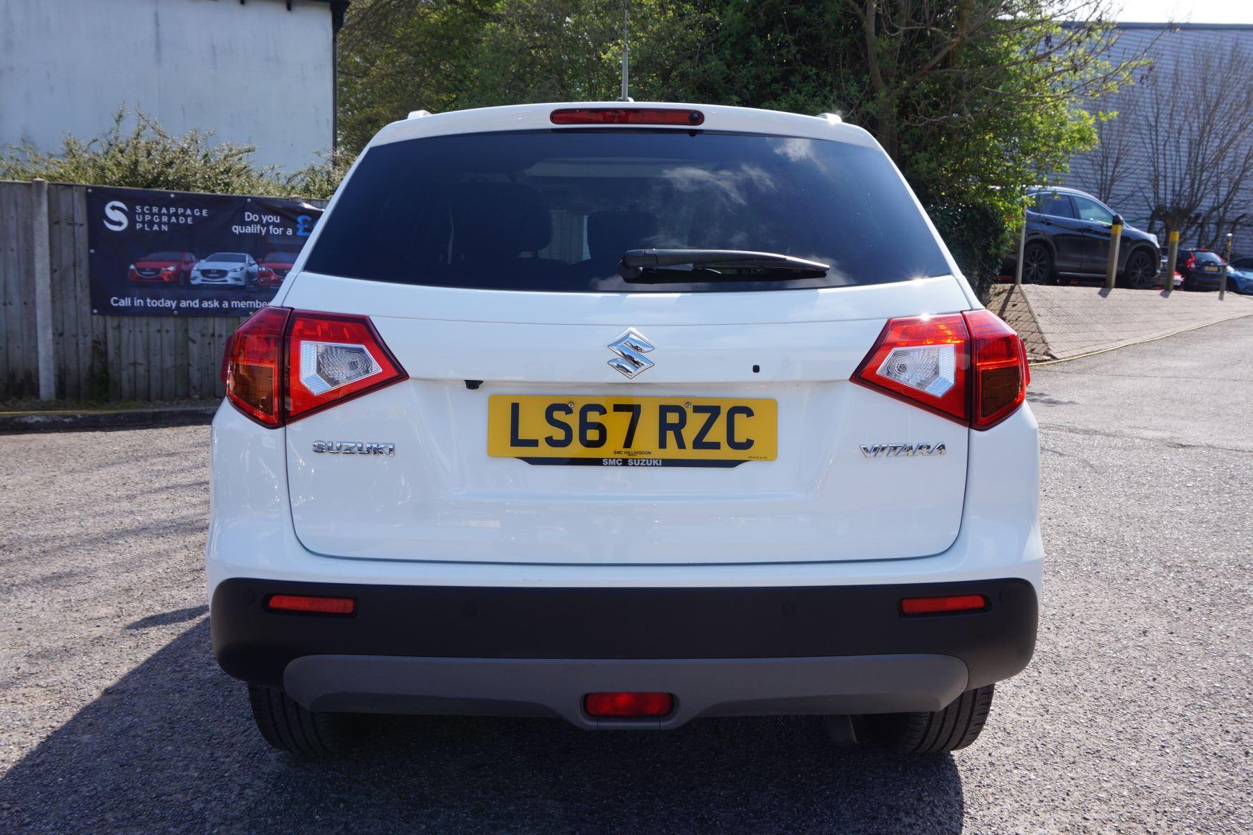 Suzuki Vitara 1 6 SZ5 5dr 2WD Estate (2017) available from Renault Bury