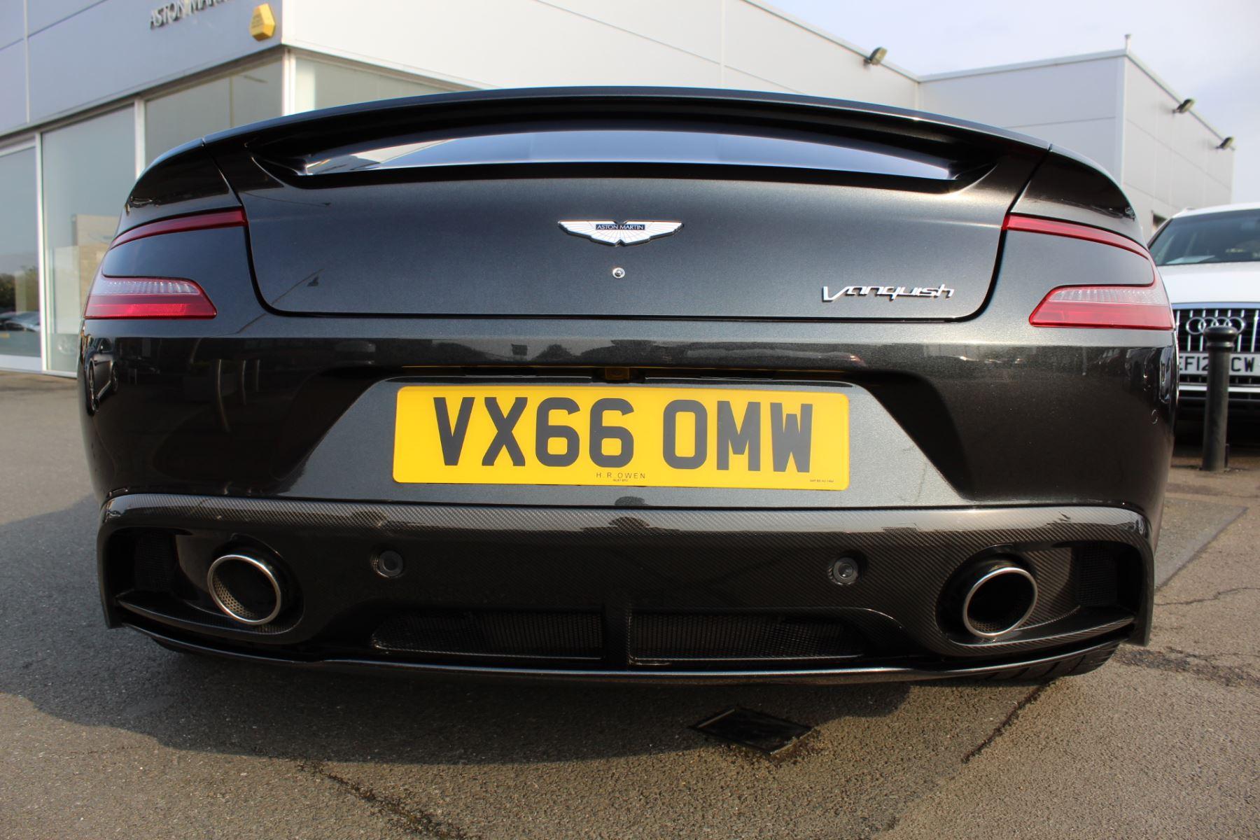 Aston Martin Vanquish V12 [568] 2+2 2dr Touchtronic image 22