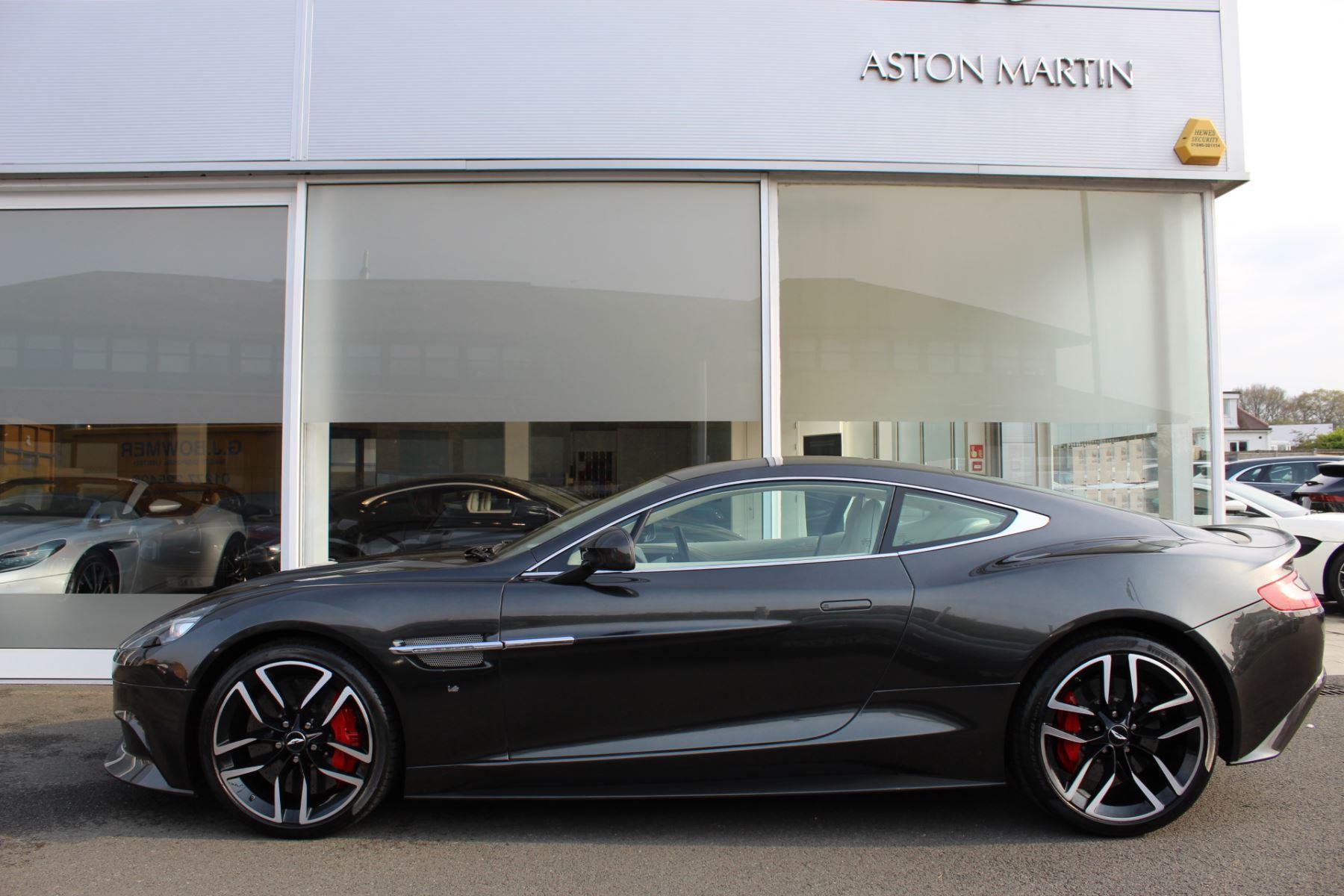 Aston Martin Vanquish V12 [568] 2+2 2dr Touchtronic image 8