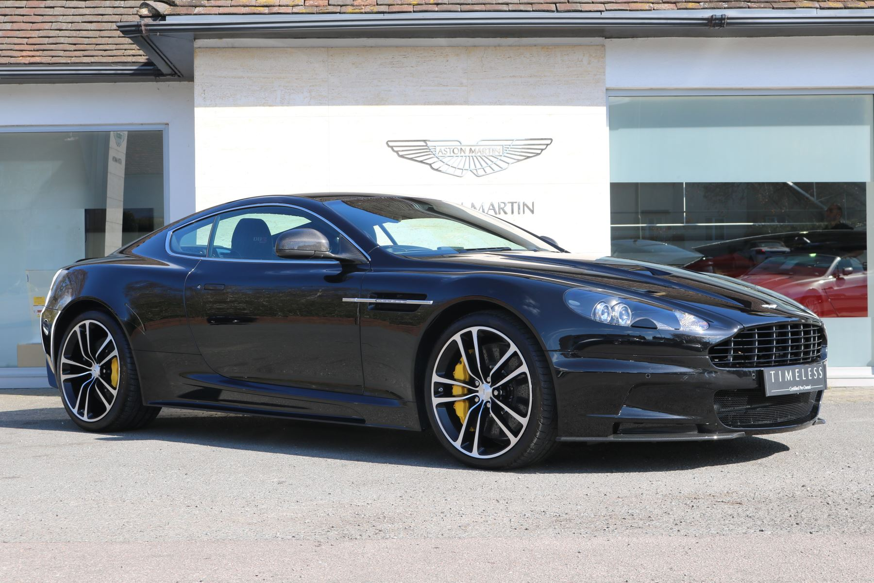 Aston Martin DBS Ultimate Edition V12 2dr Touchtronic 5.9 Automatic Coupe (2012) image