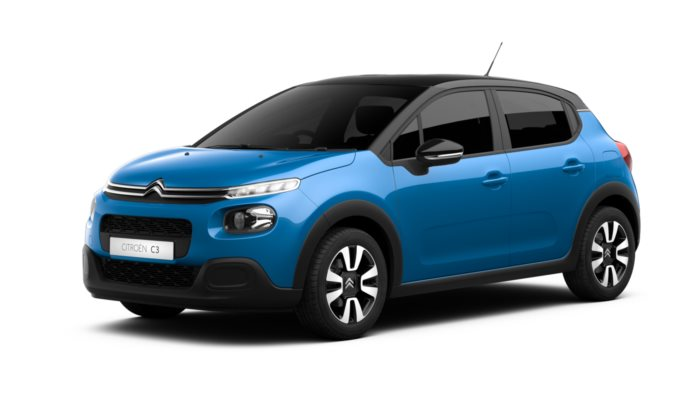 Citroen C3 FEEL 1.2 PURETECH 68 HP