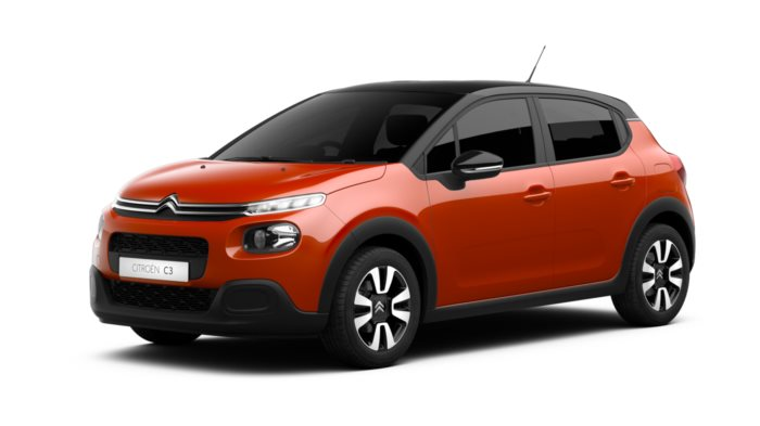 Citroen C3 FEEL1.2 PURETECH 83 HP