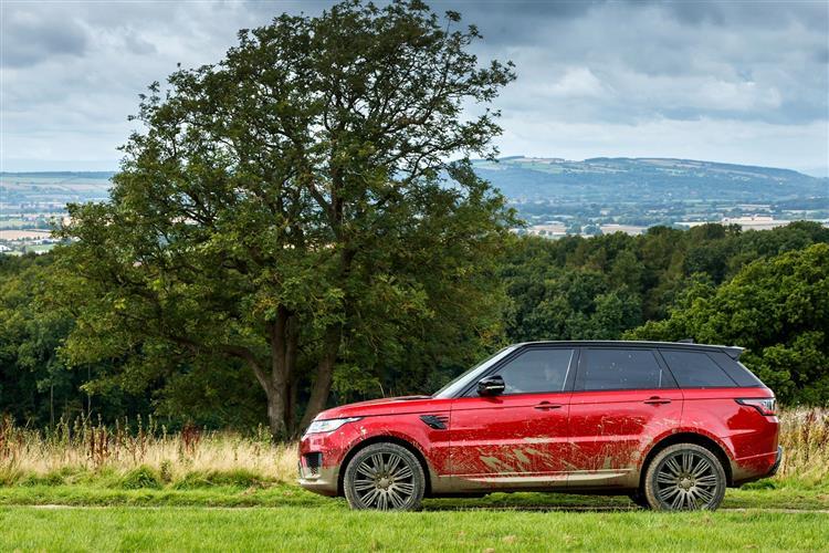 Land Rover Range Rover Sport 3.0 SDV6 HSE Dynamic Diesel Automatic 5 door Estate (18MY) image