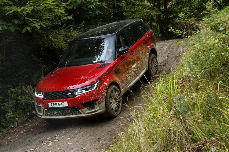 Land Rover Range Rover Sport 3.0 SDV6 HSE image 2