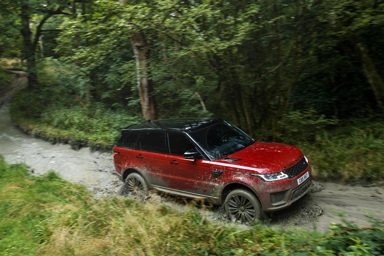 Land Rover Range Rover Sport 3.0 SDV6 HSE image 3