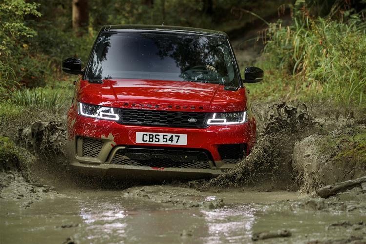 Land Rover Range Rover Sport 3.0 SDV6 HSE image 5