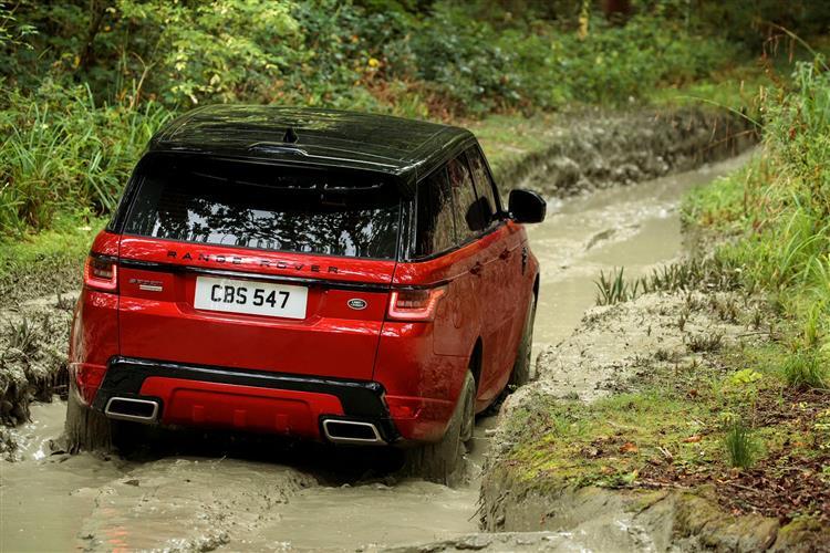 Land Rover Range Rover Sport 3.0 SDV6 HSE image 6