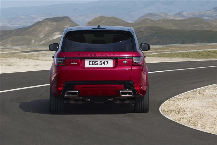 Land Rover Range Rover Sport 3.0 SDV6 HSE image 8