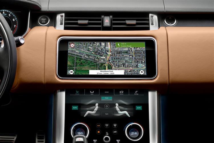 Land Rover Range Rover Sport 3.0 SDV6 HSE image 12