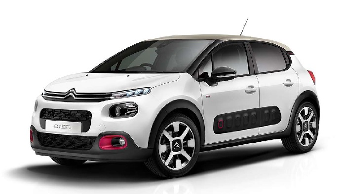 CITROEN C3 1.2 PURETECH 83HP FLAIR PLUS 5DR