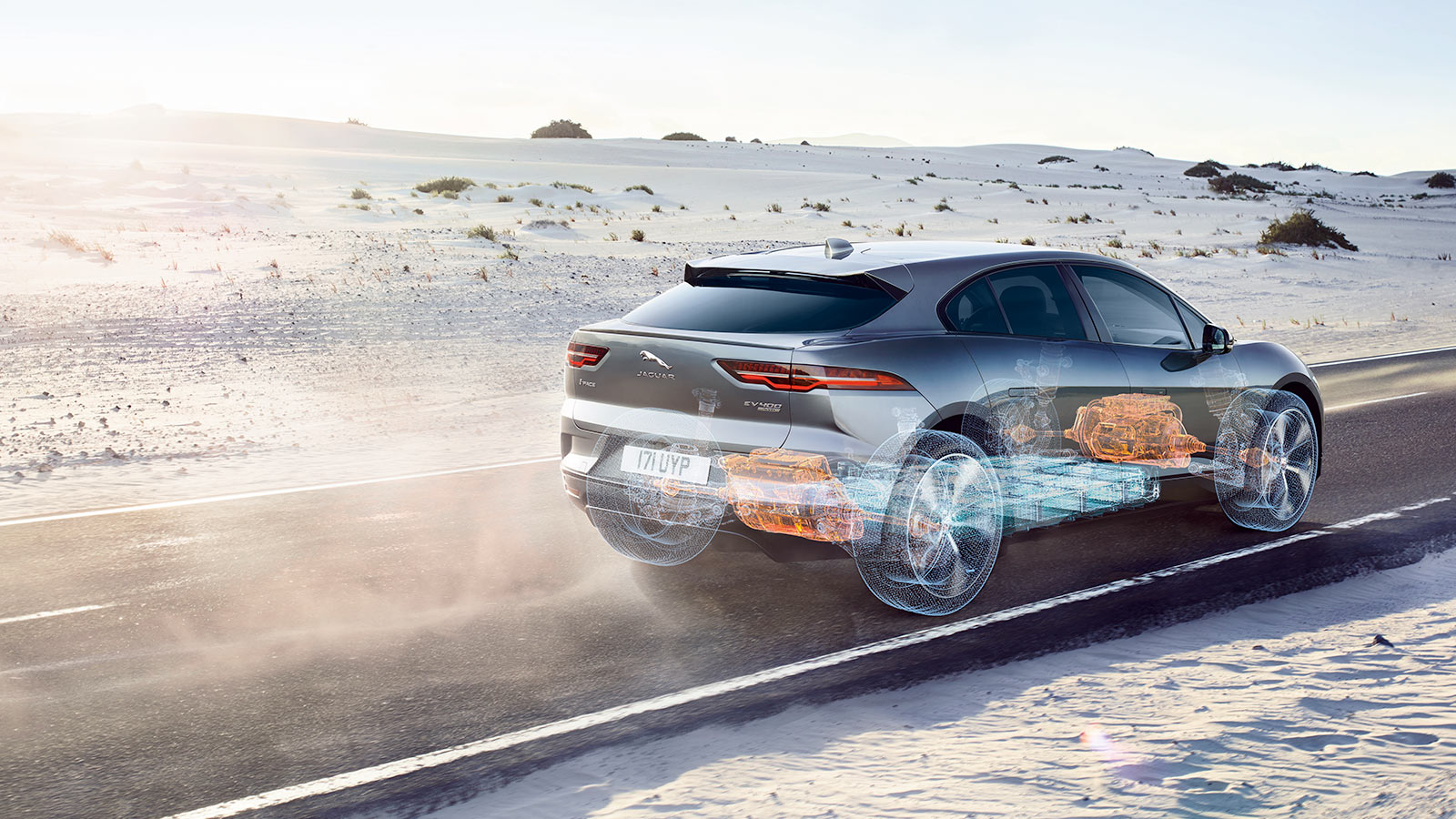 Jaguar I-PACE 90kWh EV400 First Edition SPECIAL EDITION image 2