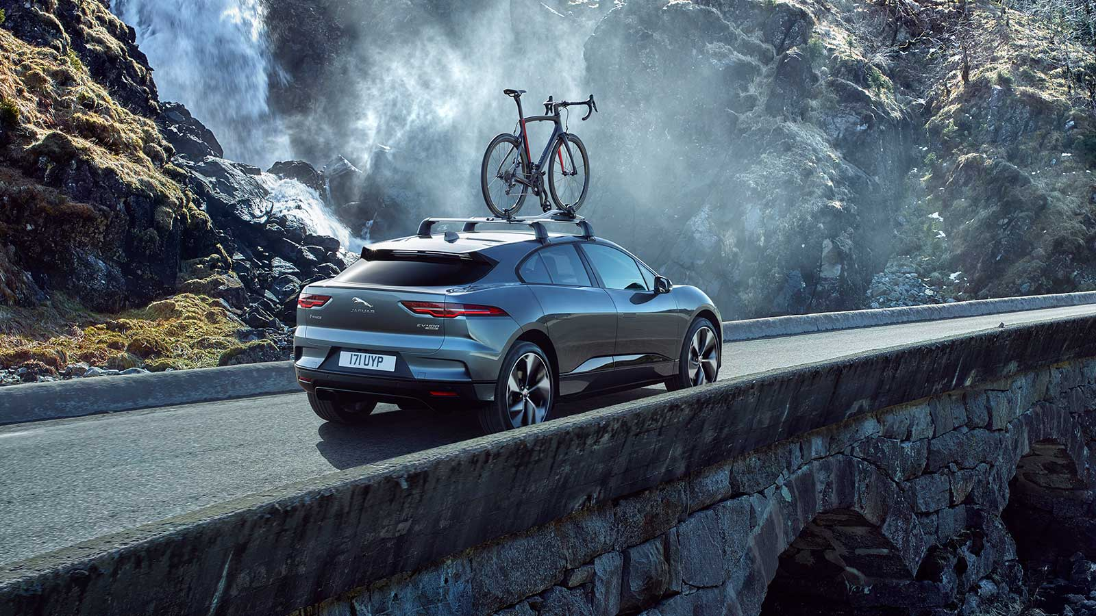 Jaguar I-PACE 90kWh EV400 First Edition SPECIAL EDITION image 4