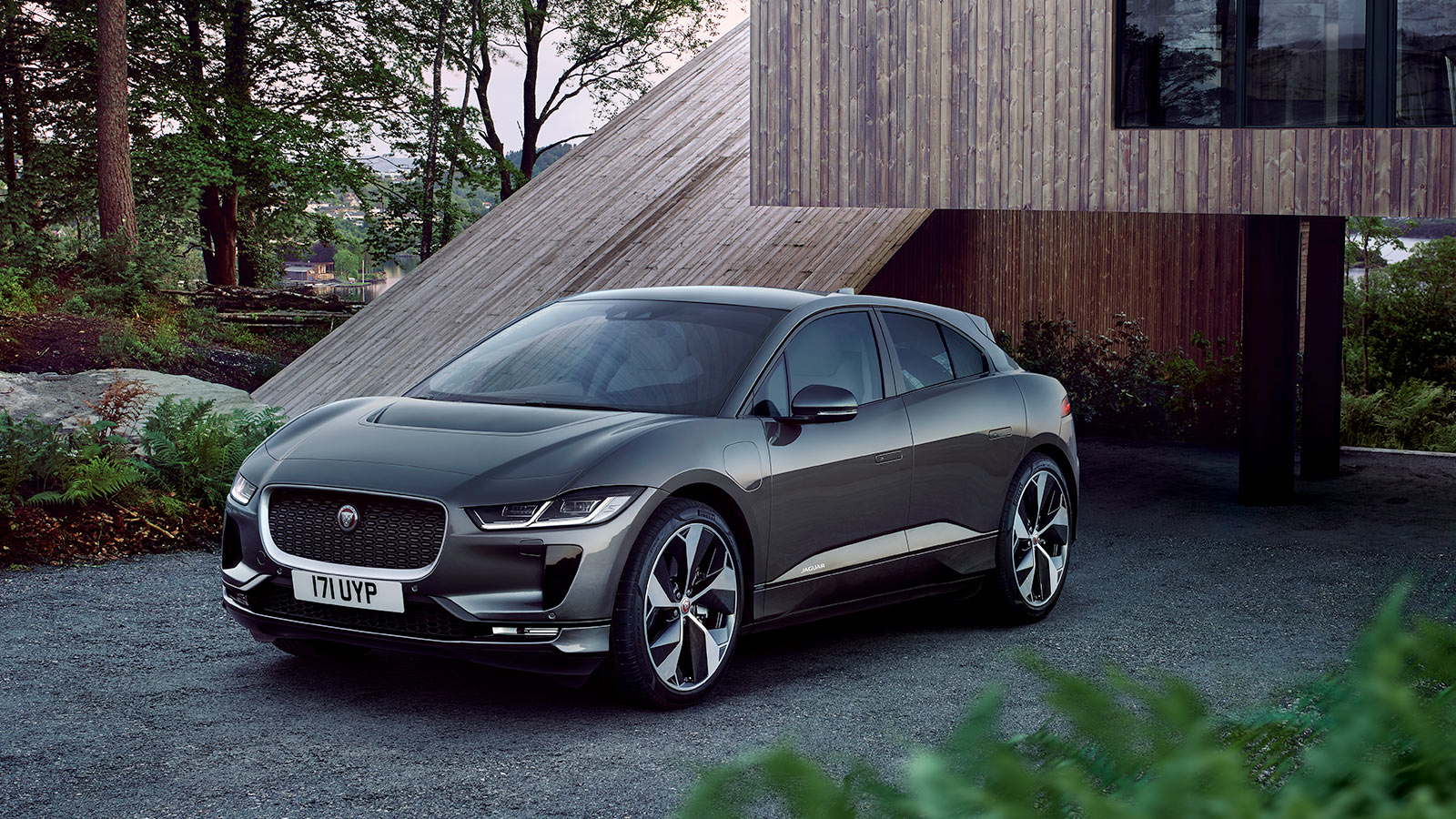 Jaguar I-PACE 90kWh EV400 First Edition SPECIAL EDITION image 6
