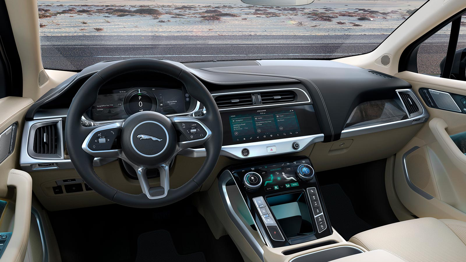 Jaguar I-PACE 90kWh EV400 SE image 11
