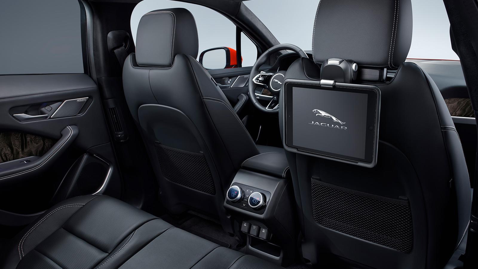 Jaguar I-PACE 90kWh EV400 SE image 18