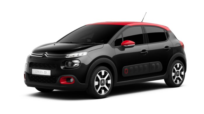 Citroen C3 FLAIR NAV EDITION 1.2 PURETECH 82 HP