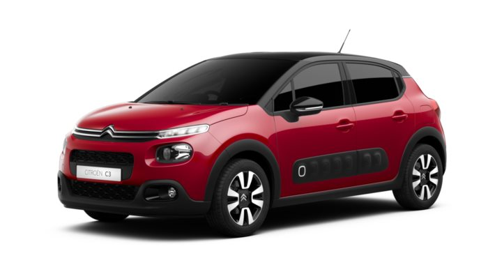 Citroen C3 FLAIR 1.2 PURETECH 110 HP SS
