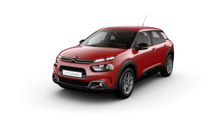 CITROEN C4 CACTUS 1.5 BlueHDi Feel 5dr