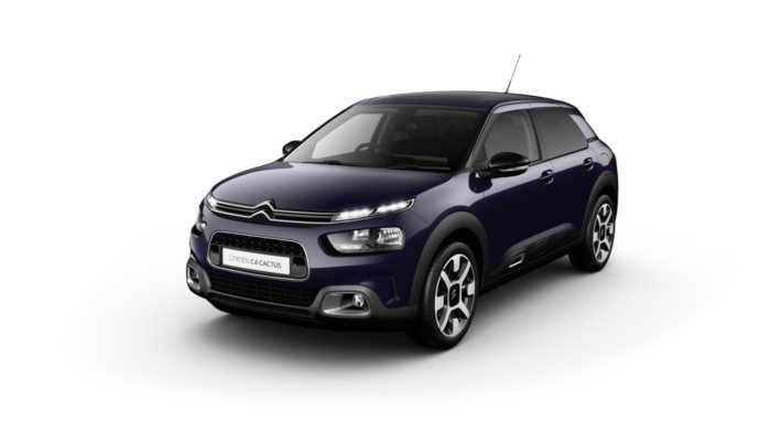 CITROEN C4 CACTUS 1.5 BlueHDi Flair 5dr