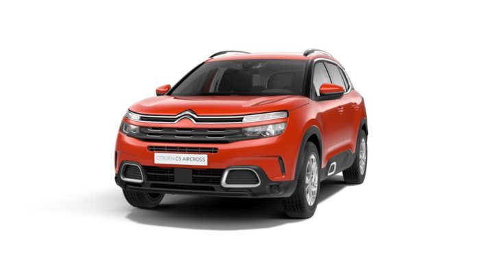 CITROEN C5 AIRCROSS 1.5 BlueHDi 130 Feel 5dr EAT8