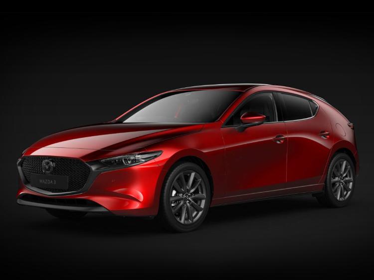 Mazda 3 Hatchback 2.0 122ps GT Sport Tech Auto
