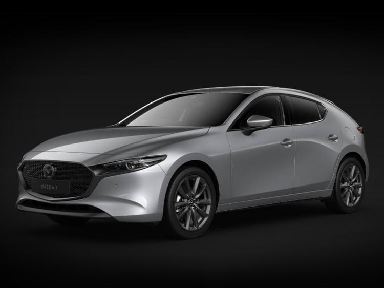 Mazda 3 Hatchback 2.0 122ps Sport Lux Auto