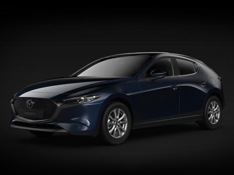 Mazda 3 Hatchback 2.0 122ps SE-L