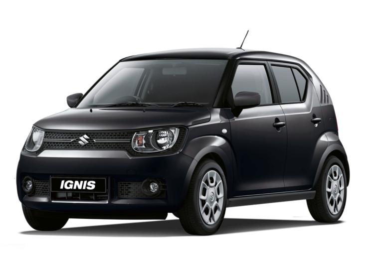 Suzuki IGNIS SZ-T