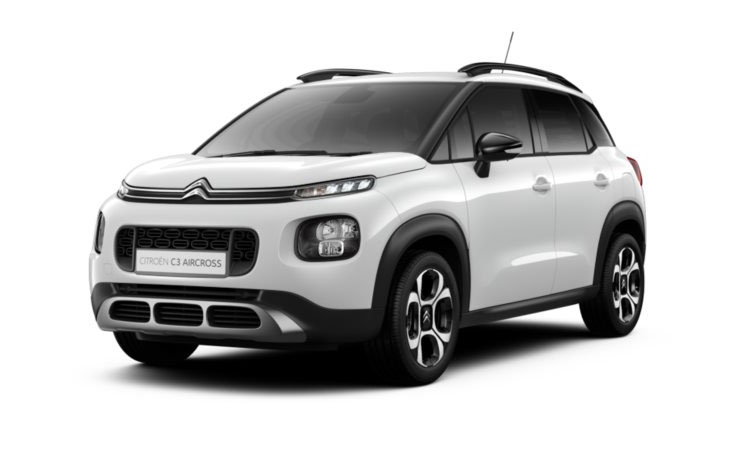 Citroen C3 Aircross SUV FLAIR 1.6BLUE HDI 100HP