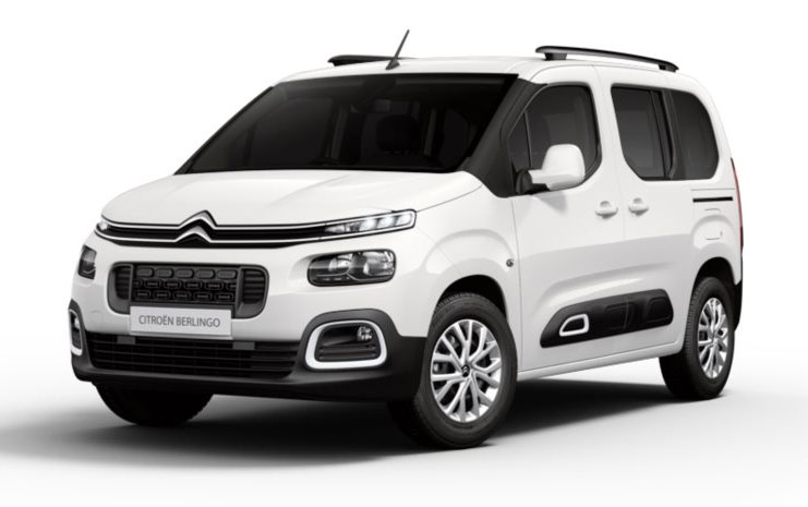CITROEN BERLINGO 1.5 BlueHDi 130 Feel XL 5dr EAT8