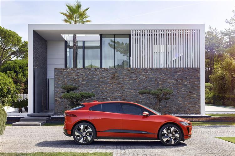 Jaguar I-PACE 90kWh EV400 SE Electric Automatic 5 door Estate (18MY)