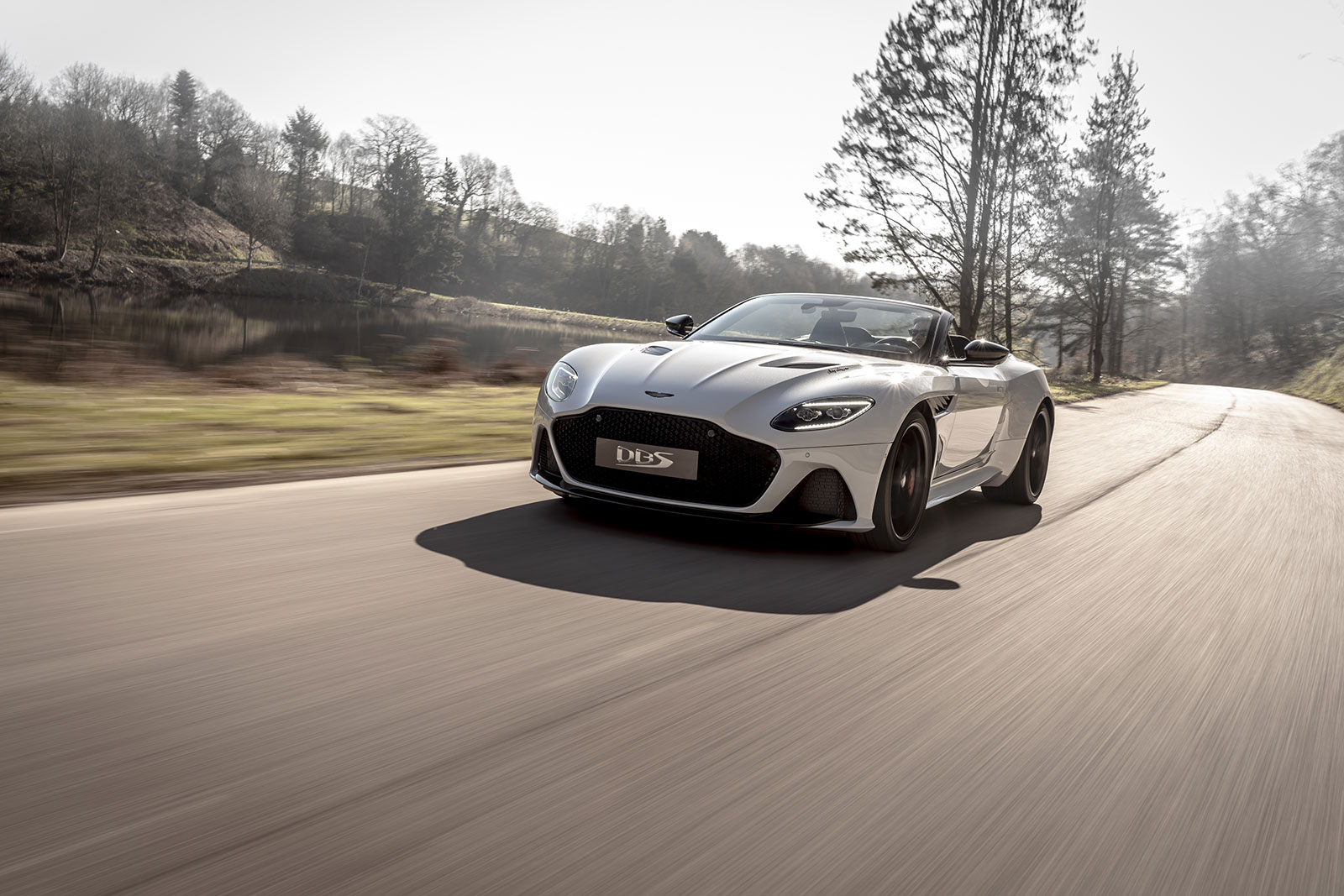 Aston Martin DBS Superleggera Volante - The Ulimate Open Top GT image 1