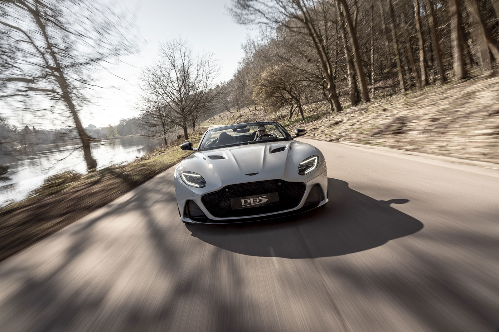Aston Martin DBS Superleggera Volante - The Ulimate Open Top GT image 7