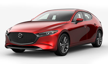 New Mazda 3 Hatchback Cars