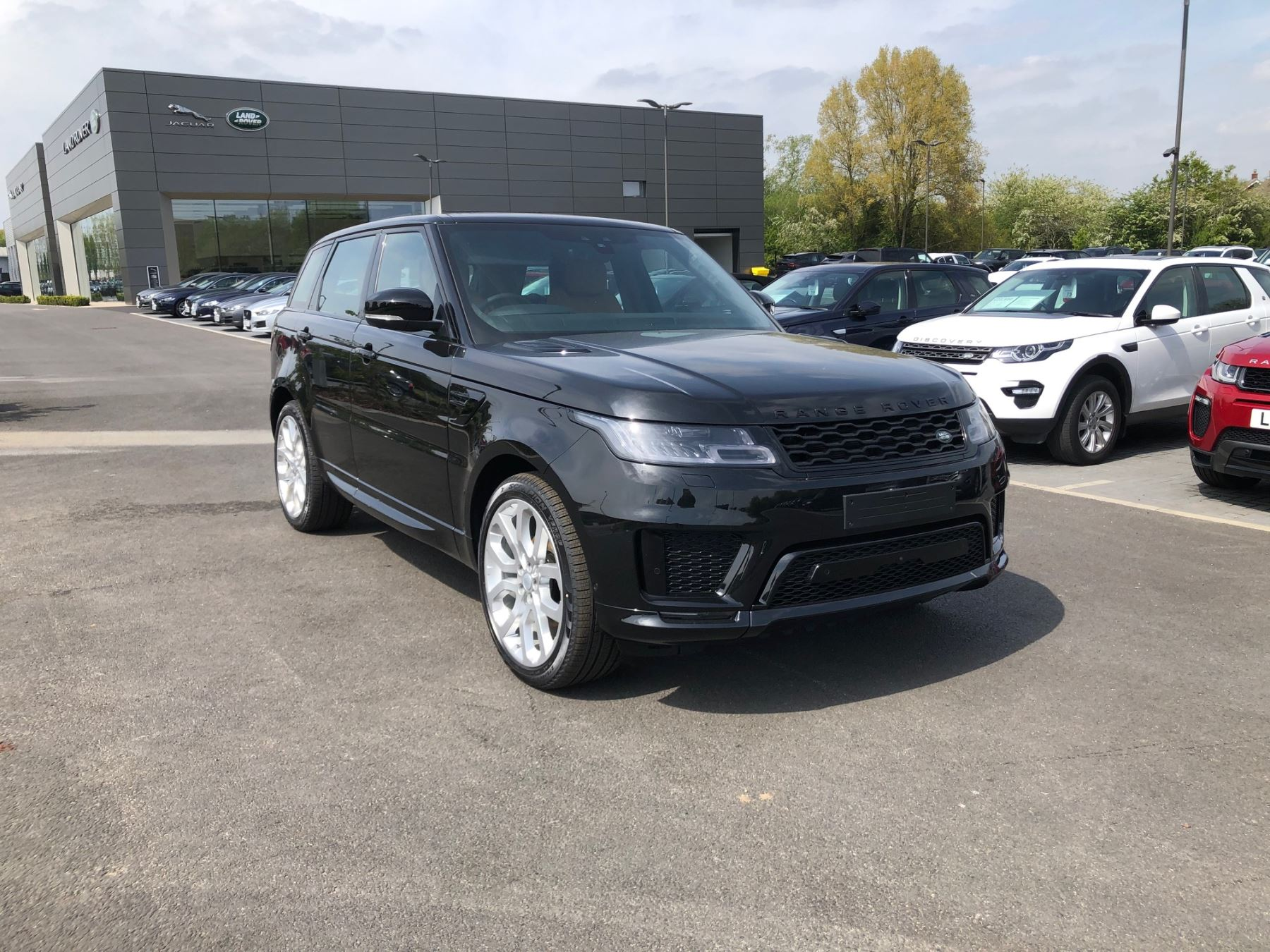 Land Rover Range Rover Sport 3.0 SDV6biography Dynamic image 1