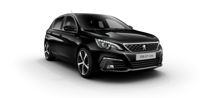 Peugeot 308 - From NIL Advance Payment