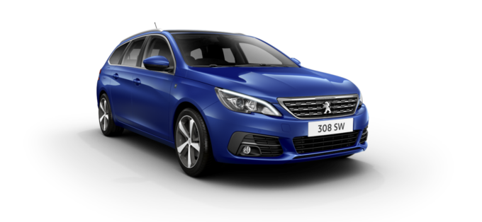 Peugeot 308 SW - From NIL Advance Payment