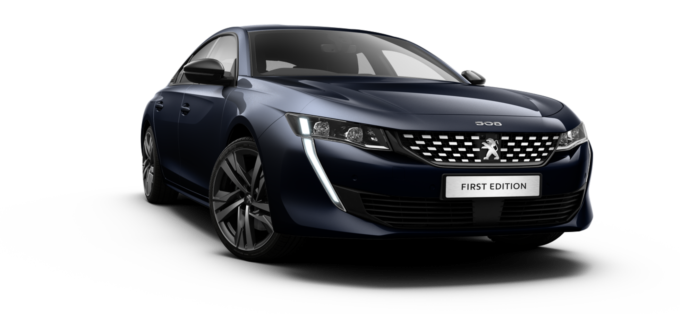 Peugeot 508 Fastback - From £1899 Advance Payment