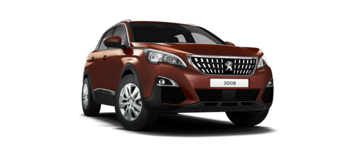 Peugeot 3008 SUV - From £599 Advance Payment