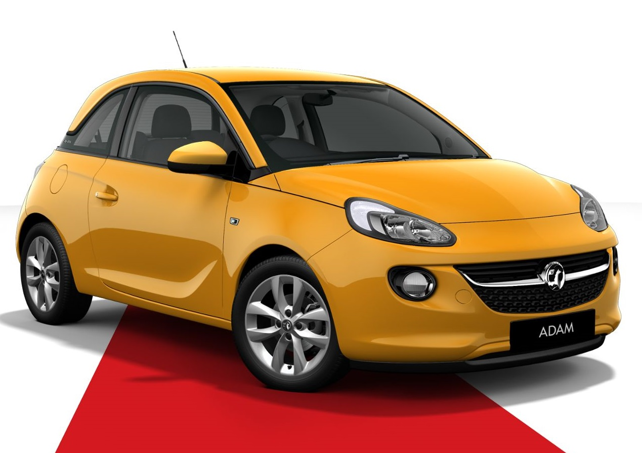 Vauxhall Adam JAM 1.2i 70PS