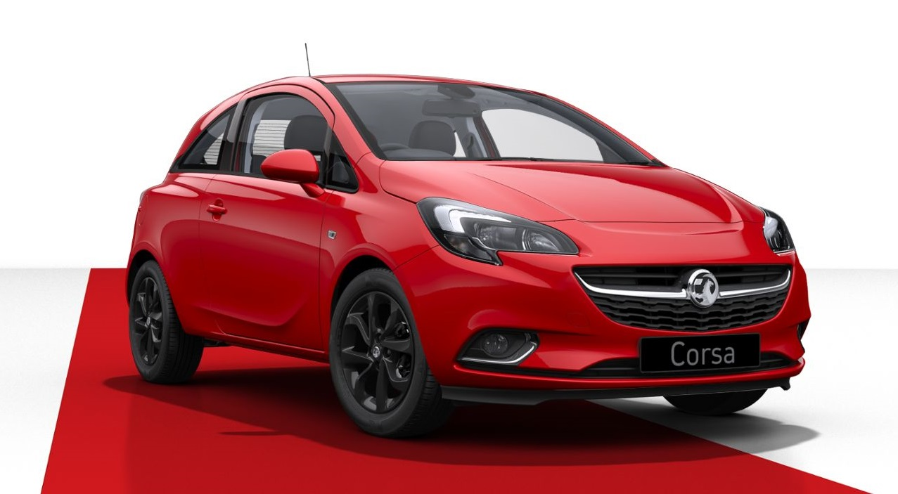 Vauxhall Corsa Griffin 1.4i 75PS 3DR