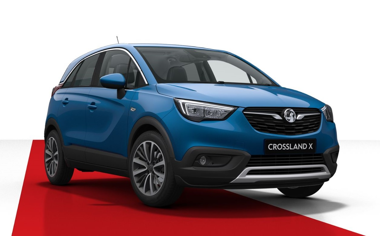 Crossland X Hatchback 1.2 Elite 5dr