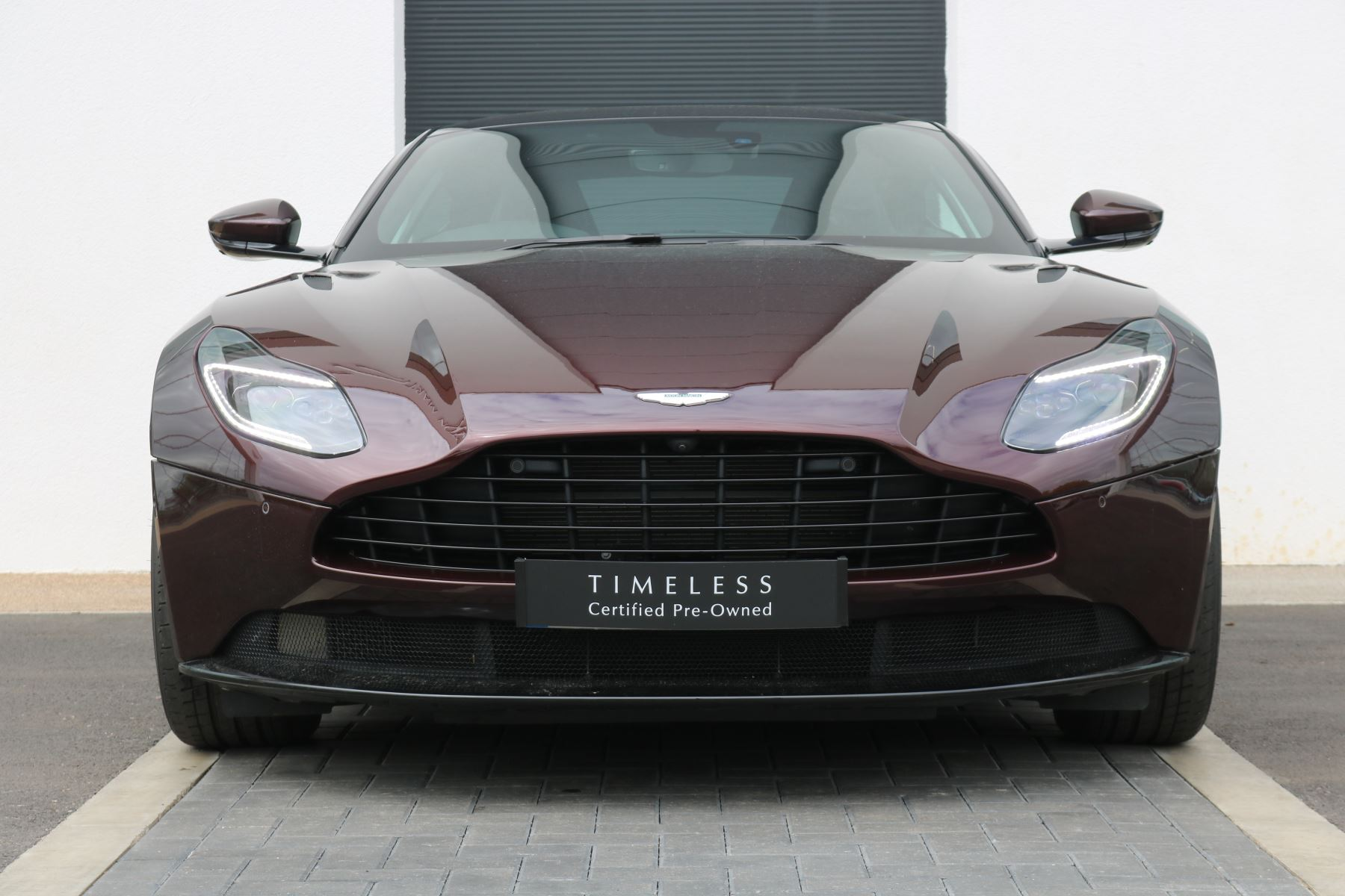 Aston Martin DB11 V8 2dr Touchtronic 4.0 Automatic Coupe (2018)